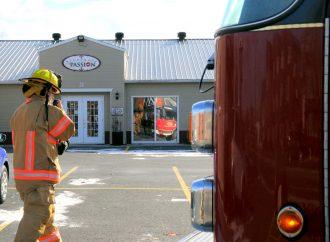 Interventions des pompiers au club d'échangisme «L'auberge la Passion»