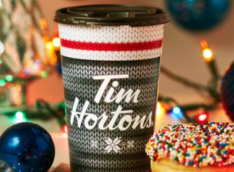 Partagez vos #MeilleursVœux en ce temps des Fêtes avec Tim Horton