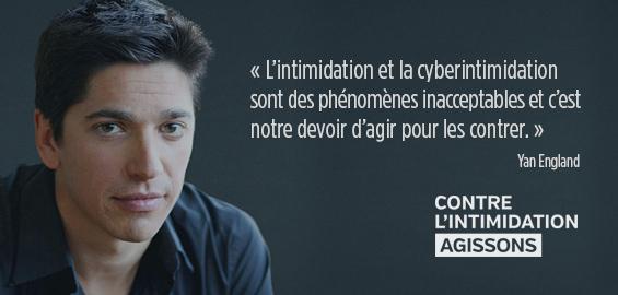 Contrer l'intimidation au Québec: Plus de 1,7 M$ pour financer 54 projets