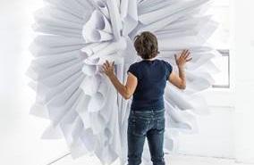 La Galerie d'art Desjardins de la Maison des arts Desjardins Drummondville propose une exposition spectaculaire