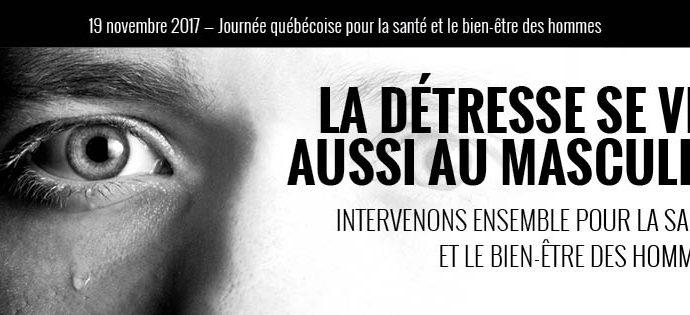 4e édition de la Journée québécoise pour la santé et le bien-être des hommes (JQSBEH)