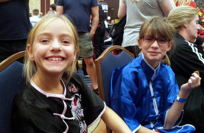 Championnat mondial de la World Karate Commission en Floride: Des honneurs pour PLANTE et GAUTHIER!