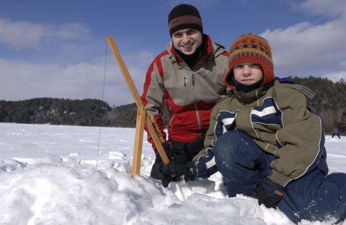 Nouvelle mesure pour soutenir la pêche hivernale et favoriser le développement de la relève