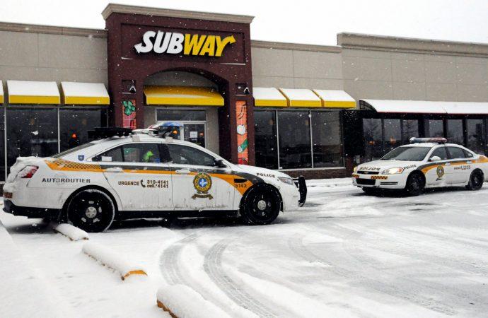 (VIDÉO) Un 2e Subway victime d'un cambriolage en quelques semaines