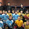 Une belle semaine avec le hockey mineur de Drummondville et les Voltigeurs