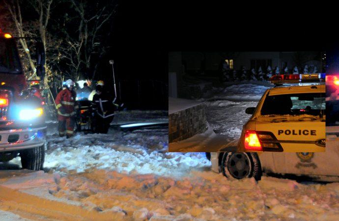 (VIDÉO) Un décès par arrêt cardiaque à Drummondville et un jeune homme  retrouvé mort à Wickham