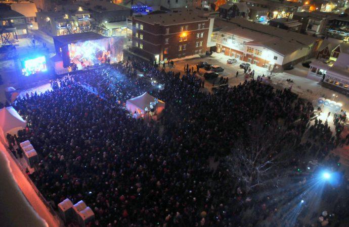 Drummondville sur son 31 (Soprema) – Le plus gros party à ciel ouvert ce 31 décembre