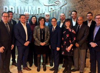 Première rencontre du comité de pilotage sur le développement du secteur tertiaire à Drummondville des plus productives