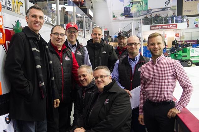 Quatorze équipes de hockey mineur participeront à la Classique hivernale Drummondville 2018