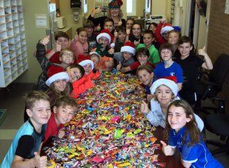 (ENTREVUE VIDÉO) Madame Marguerite – L'usine de bonheur du père Noël est à Drummondville