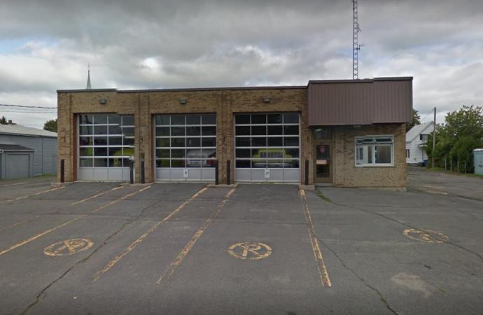 Québec octroie près de 517 000 $ pour l'agrandissement de la caserne de pompiers de Pierreville