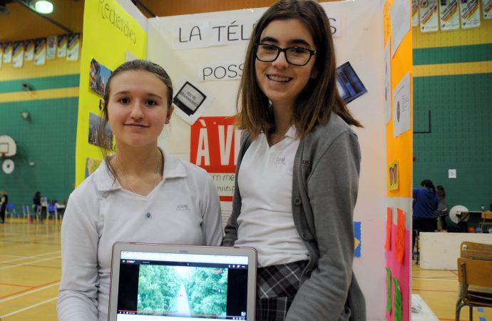 Expo-sciences 2017–  Le grand rendez-vous annuel de la science au Collège Saint-Bernard