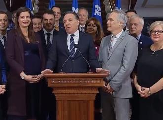 CAQ: Bilan de la session parlementaire – L'équipe du changement se renforce pour 2018