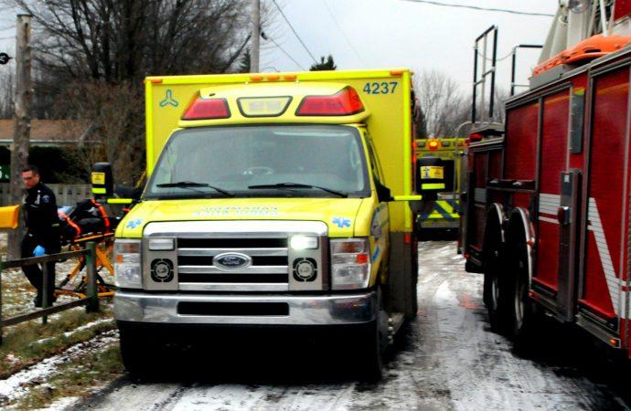 Barrette annonce qu'une entente est conclue avec la Corporation des services d'ambulance du Québec