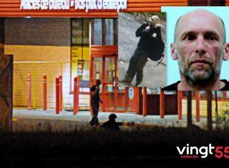 Peine de pénitencier après avoir déclenché une vaste opération policière au Centre-du-Québec