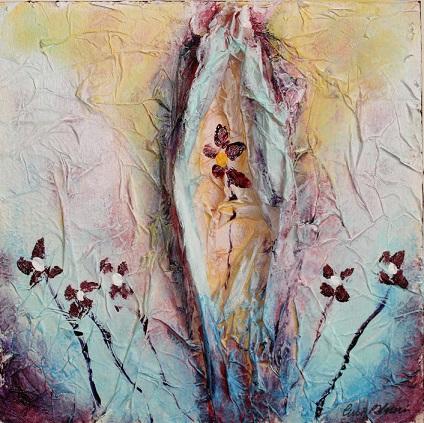 La Galerie mp tresart présente «À fleur de peau de Line Blouin» à compter du 1er février