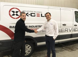 Solution Balance X-Cell offre le marché mondial à ses clients avec Minebea Intec