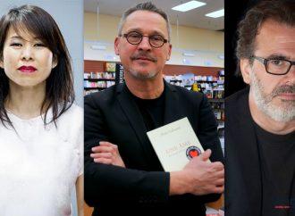Rendez-vous chez Renaud-Bray – La rencontre de 3 prolifiques auteurs: Patrick Senécal, Kim Thúy, Alain Labonté
