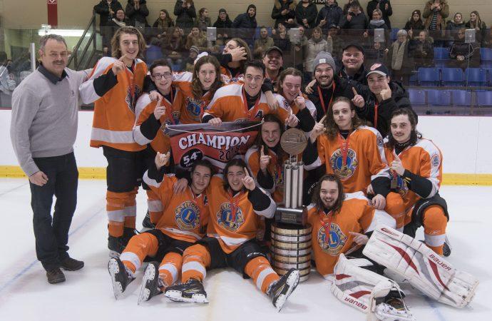 Le 54e Tournoi midget de Drummondville – Le hockey à son meilleur jusqu'au 14 janvier