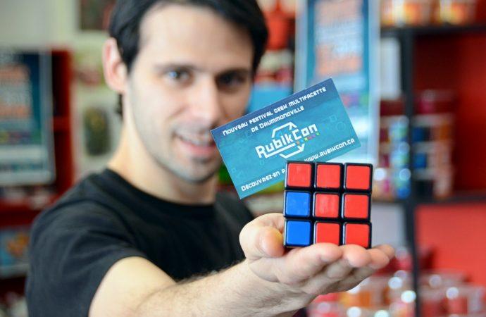 La culture populaire aura son événement à Drummondville– Le RubikCon
