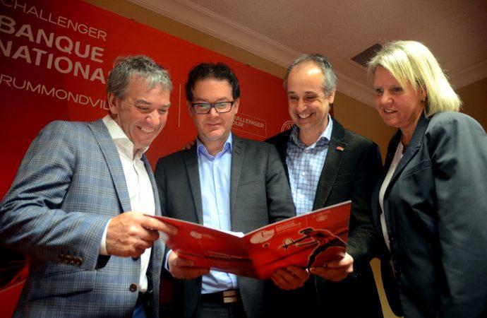 Tournoi international par excellence : Reconnaissance et fierté pour Le Challenger Banque Nationale de Drummondville