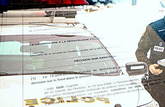 Suite à une directive de l'APPQ – Les policiers de la Sûreté du Québec ne répondraient plus aussi efficacement aux appels d'urgences