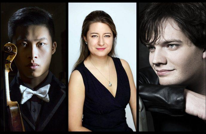 Trois jeunes solistes rendront hommage à de grands compositeurs québécois