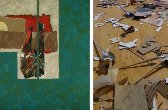 Galerie d'art Desjardins– Une exposition sur RONALD HEADLAND