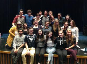 «Légale et blonde» en version comédie musicale présentée par des étudiants du Cégep de Drummondville