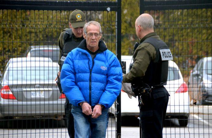Perquisition à Saint-Germain-de-Grantham – Un septuagénaire bien connu des milieux policiers retourne en prison