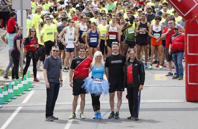 «L'activité physique sauve des vies» -Norman Chiasson