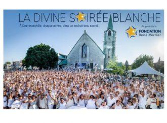 La Divine Soirée Blanche de  la Fondation René-Verrier amorce un virage vert!