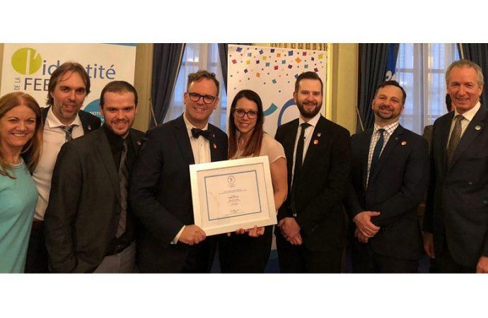 Le Collège Saint-Bernard remporte les honneurs lors du Gala des Prix de l'innovation en éducation