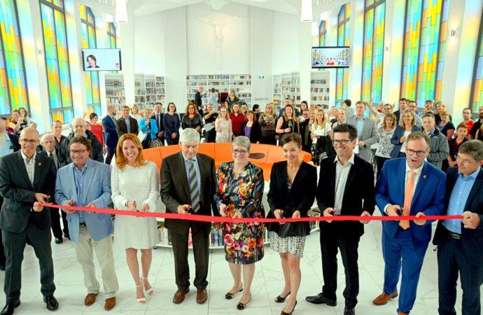 Des investissements majeurs de 2,5 M de dollars au Collège Saint-Bernard de Drummondville