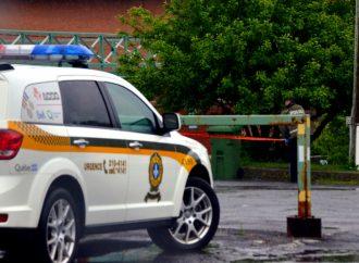 Colis suspect livré au palais de justice de Drummondville-La SQ intervient