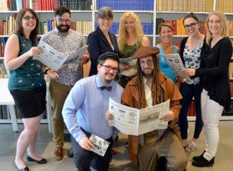 Histoires en marche – Des visites guidées préparées et offertes par la Société d'histoire de Drummond