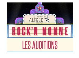 Les PRODUCTIONS ALFRED  à la recherche de talents pour leur prochaine comédie musicale