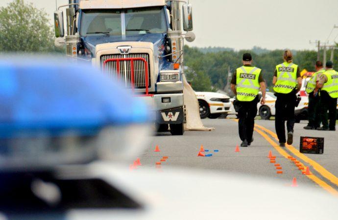 Accident mortel survenu en 2018 – Un camionneur Drummondvillois cité à procès