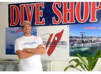 Steve «Legrand» Berthiaume – La réussite en affaires du Centre-du-Québec vers les plus belles barrières de corail des Caraïbes