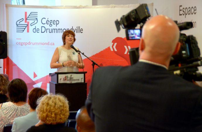 Centres collégiaux de transfert de technologie (CCTT) – Mise sur pied d'un nouveau CCTT en gérontologie à Drummondville