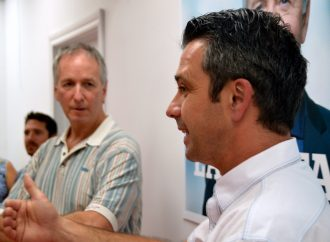 «L'éducation, pierre angulaire pour l'avenir du Québec»  –André Lamontagne et Sébastien Schneeberger