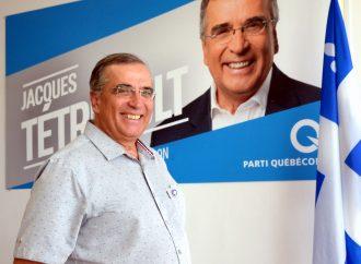 Parti québécois: Jacques Tétreault reconnaît l'apport des femmes de Drummondville