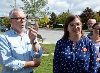 Transport collectif: Québec solidaire promet mieux pour le territoire de Drummondville