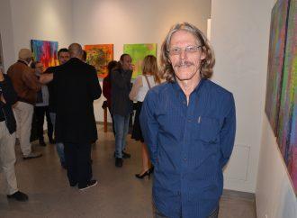 L'artiste Sylvain Croteau présente des œuvres inspirées et inspirantes chez AXART