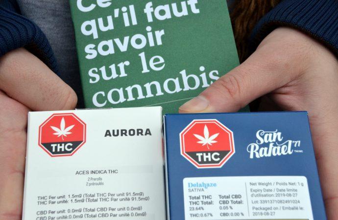 Nouveaux produits de cannabis – Le gouvernement mettra en place des mesures additionnelles pour mieux protéger la population