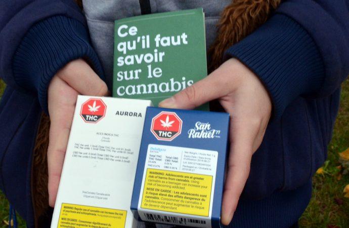 Projet de loi resserrant l'encadrement du cannabis: Oui dans les lieux publics et recul sur l'âge légal