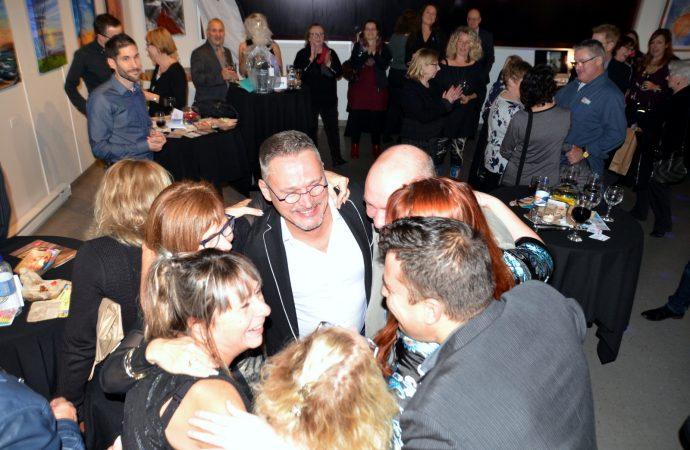 L'activité de financement au profit d'AXART: Une soirée qui vaut de «l'art»