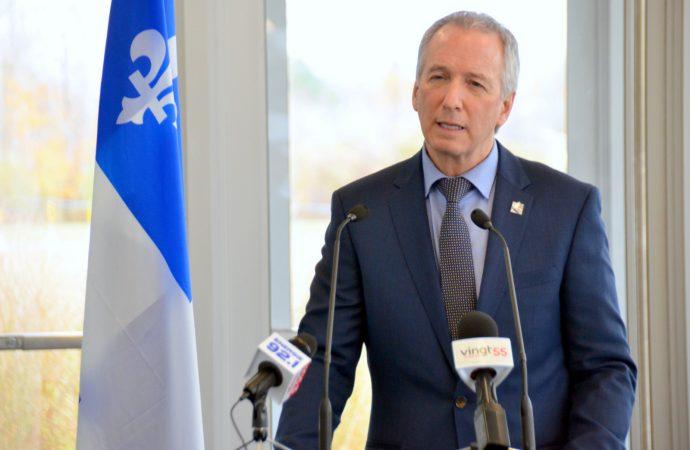 Le ministre André Lamontagne réaffirme l'importance d'agir pour soutenir les producteurs et les transformateurs du Québec