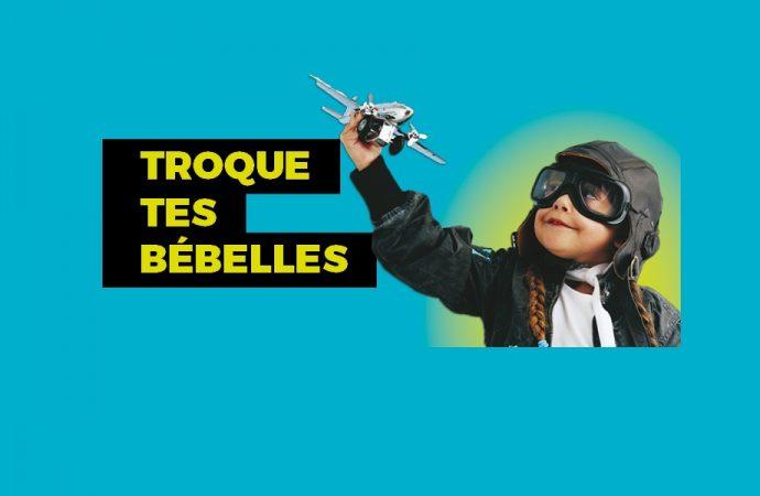 Neuvième édition de «Troque tes bébelles» au Centre communautaire récréatif Saint-Jean-Baptiste