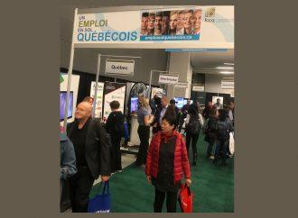 Le programme «Un emploi en sol québécois» revient à Drummondville: La CCID en recrutement de main-d'œuvre